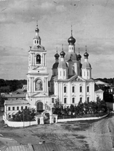 Благовещенская церковь. г.Арзамас