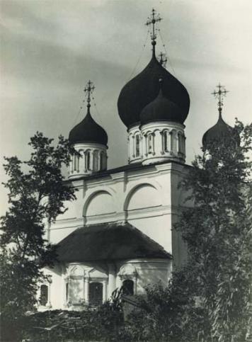 Преображенский собор. Арзамасский Спасо-Преображенский мужской монастырь
